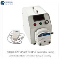 Pump Peristaltic Liposuction with Foot Pedal