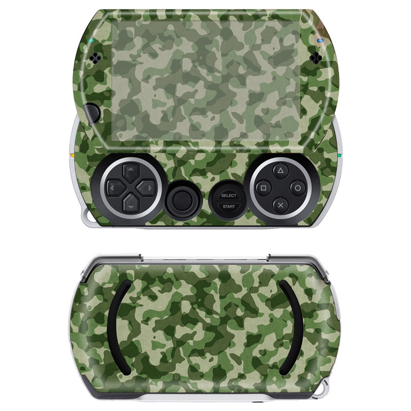 Free drop shipping Trade Assurance Suppolier full body custom gaming skin For Sony PSP Go skin#TN-PGO-102
