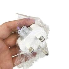 Adaptateur dalimentation de tête de canard de prise britannique électrique détachable de ca de mur pour Apple iPad iPhone chargeur dusb MacBook