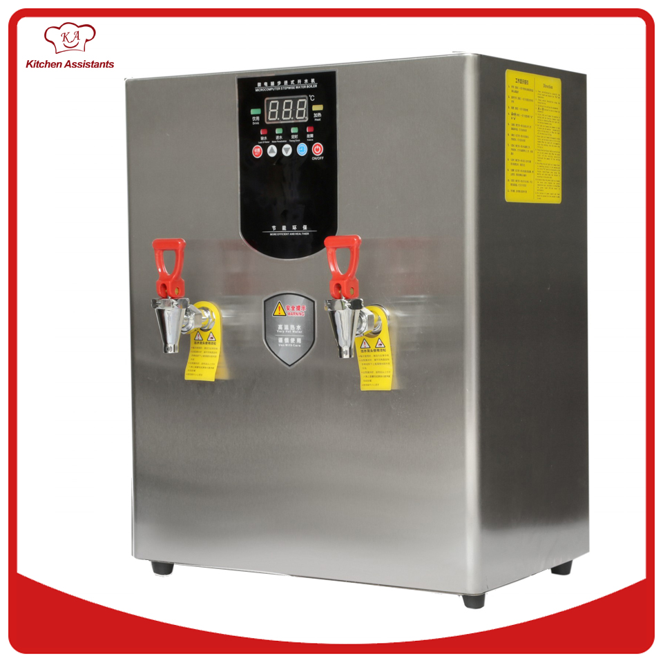KW60L Hotel Restaurant Equipment Stainless Steel Heating Plate Type Commercial Hot Water Boiler панель декоративная awenta pet100 д вентилятора kw сатин