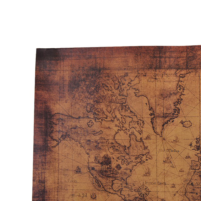 World map paper posters in wall stickers home decoraction art word world map paper posters in wall stickers home decoraction art word map wallpaper 725x51 gumiabroncs Image collections