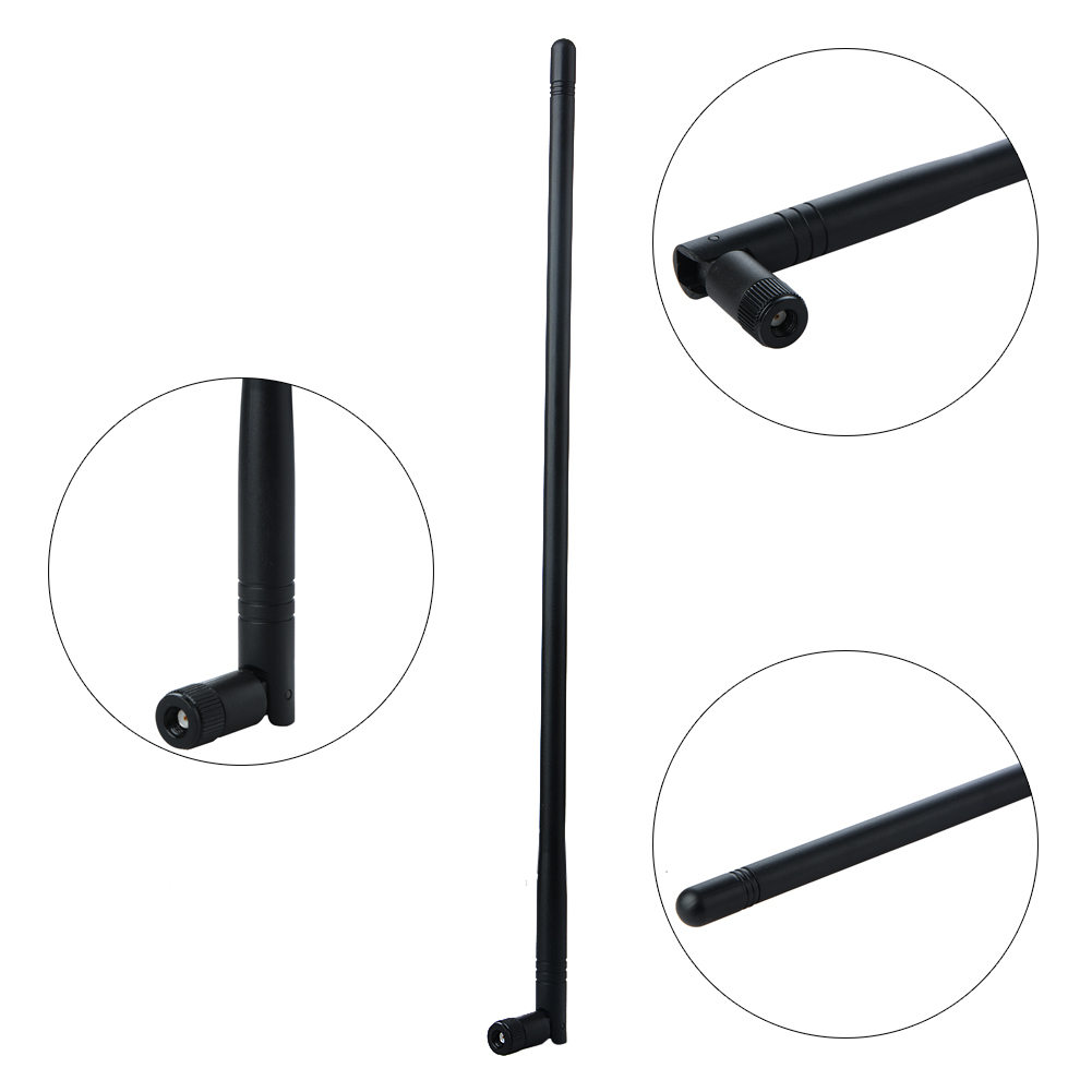 2.4G 14dBi Indoor Outdoor WiFi Antenna RP-SMA/RP-TNC Male Connector Antena Aerial Wireless Booster Router Antennas Amplifier 3 in 1 type c to hdmi usb3 0 multiport hub adapter with charging converter for macbook chromebook pixel devices