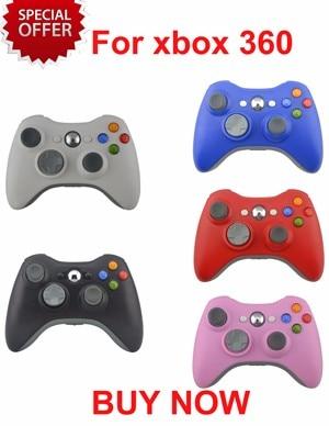 Проводной контроллер для xbox360 Геймпад игровой контроллер USB для джойстик для ПК для Xbox 360
