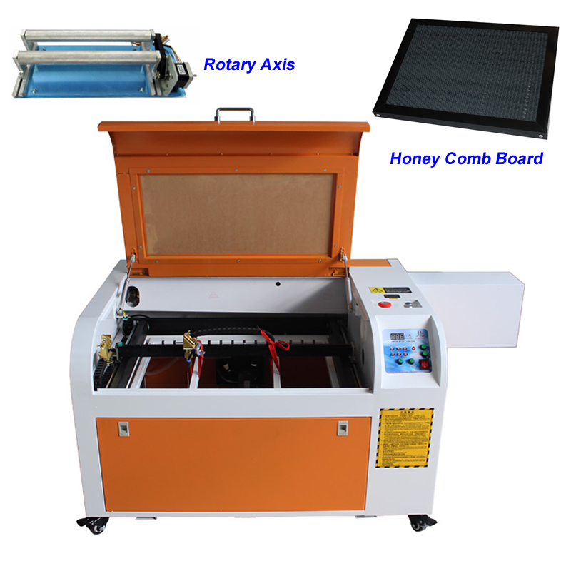 High Speed Desktop Laser Engraver 6040 60W CO2 Laser Cutting Machine with Digital Function and Honeycomb Table High Speed Desktop Laser Engraver 6040 60W CO2 Laser Cutting Machine with Digital Function and Honeycomb Table