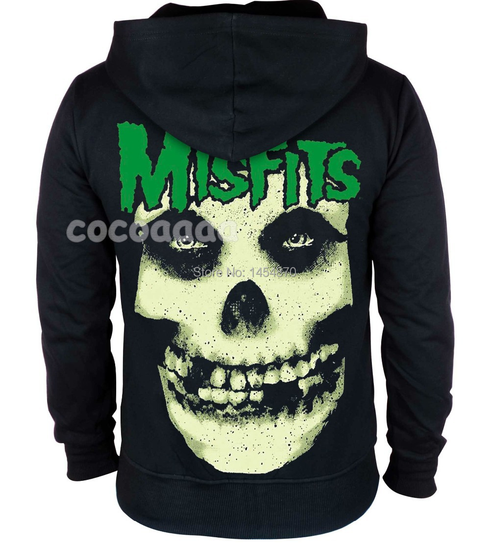 Iron Fist Misfits Varsity Jacket | Dolls Kill