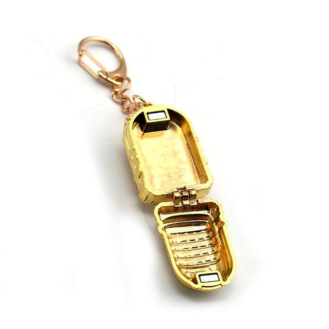 Фото брелок для ключей мужчин игровой держатель на 3 уровня в стиле