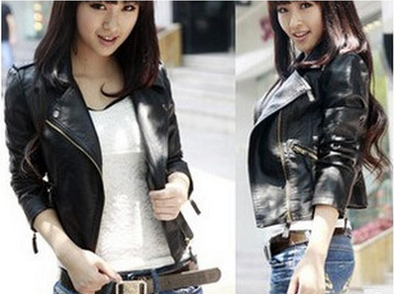 Compare Prices on Misses Leather Jackets- Online Shopping/Buy Low ...