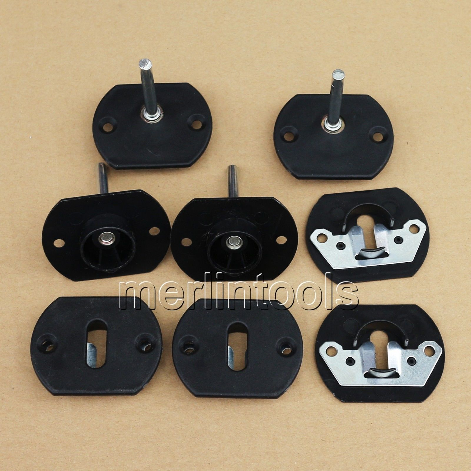4 x Sets Sofa Couch Sectional Furniture Connector Pin Sty : sectional couch connector - Sectionals, Sofas & Couches