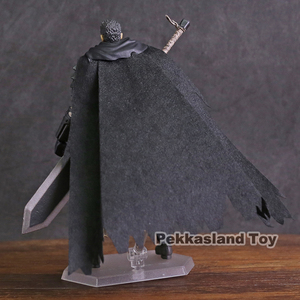 Image 4 - Figma 359 Berserk Guts: ดาบสีดำVer. Repaint Edition PVC Action Figureของเล่นสะสม