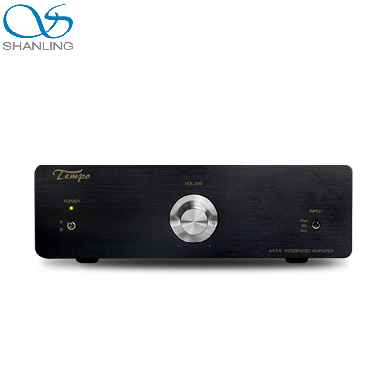 SHANLING Tempo eA1A entry-level HIFI Amplifier AMP Taiwan Dr Choi personally mixer SANKEN C4467/A1694 power transistors пазл мемори софия прекрасная ravensburger