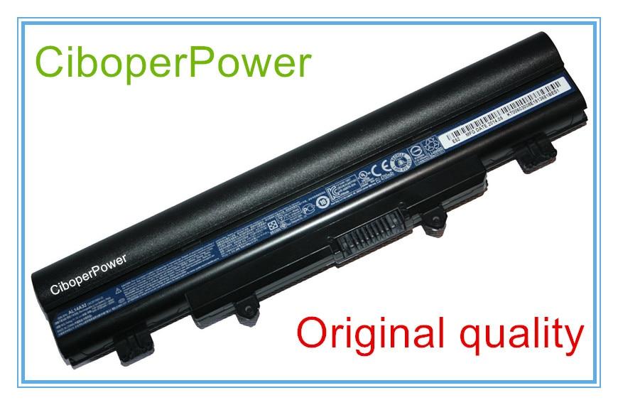 цена на 5000mAh Original Battery AL14A32 For E5 E5-571 E5-421 E5-411 E5-471 E5-521 E5-531 E5-551 E14 E15