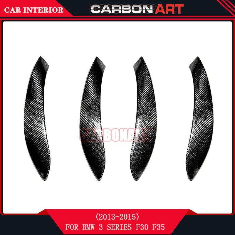 For Bmw 3 Series F30 Custom Car Interior Decoration F35 Carbon Auto