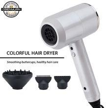 2019 Hot Negative Ionic Hair Dryer 3-in-1 Multifunctional Styling Tools Hairdryer Hair Blow Dryer Fast Straight Hot Air Styler riwa 2200w powerful hair dryer negative ionic hair blower professional salon blow dryer fast drying blow hairdryer hot cold wind