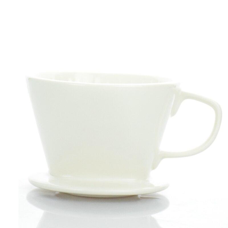 1PC Penghantaran Percuma Espresso V60 Coffee Dripper Seramik V60 - Dapur, makan dan bar - Foto 3