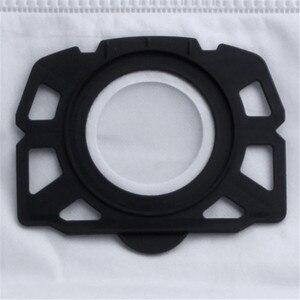 Image 5 - 10PCS של מסנן שקיות לאנס MV4 MV5 MV6 WD4 WD5 WD6 Karcher WD4000 כדי WD5999 החלפת חלק #2.863 006.0