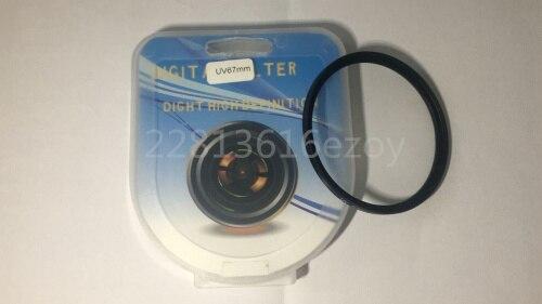 Nd8 Filtro Grigio adatto per Fuji Fujifilm x-t2 x-t3 con obiettivo 18-55mm