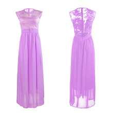 Luxury Lace Chiffon Dresses Sexy Maxi Dress Summer For Woman Party Clearance Sale