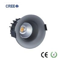 New Model LED Downlight COB 5w 7w 10w LED Spot Light LED Decoration Ceiling Lamp AC 110V 220V