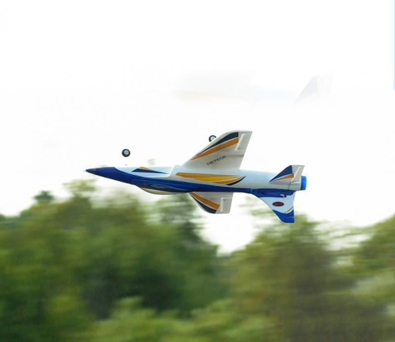 Dynam 1100MM Meteor 70mm EDF RC PNP/ARF Plane W/ Motor ESC Servos W/O Battery
