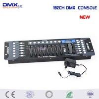 192 DMX Controller Stage Lighting Console Dj Equipment Dmx Console Par Moving Head Spotlights Dj Controller