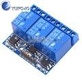 3 relais modul 3 Kanal relais modul mit optischer kopplung isolation ist voll kompatibel mit 3,3 V 0,08-x