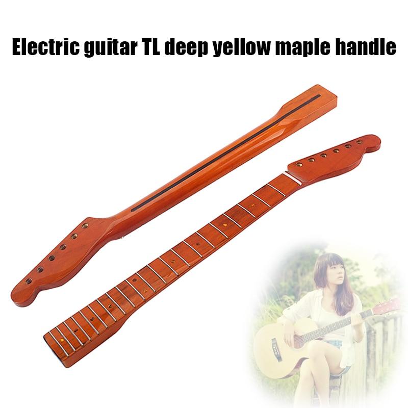 Guitare électrique cou touche 21 Fret accessoires en bois pour FD TL remplacement C55K vente