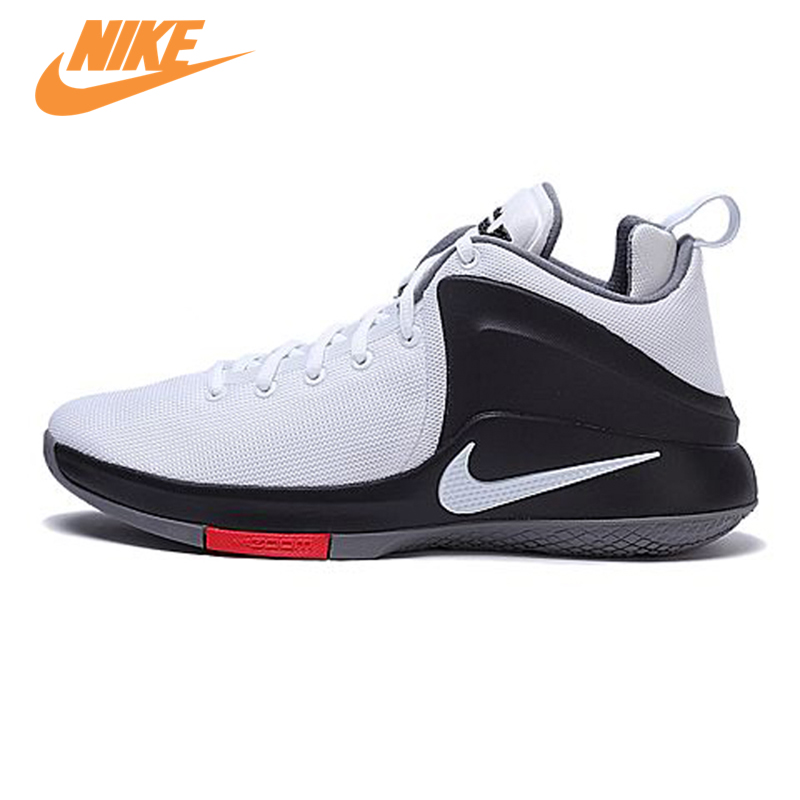 Original New Arrival Official NIKE ZOOM WITNESS EP Men's Breathable Basketball Shoes Sneakers Trainers все цены