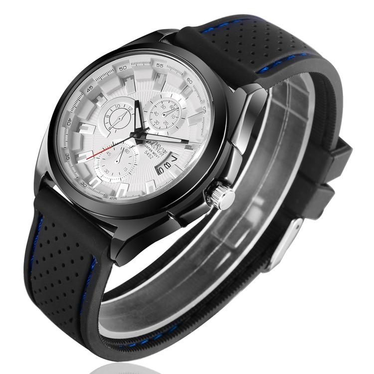 1501 Business Men Watch Top Brand Luxury Watches Men Clock Classic Fashion Wristwatch Male Quartz-Watch Reloj Hombre