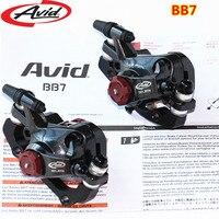 AVID BB7 MTB Mountain Bike Mechanical Disc Brakes Calipers Bicycle Parts 1 Pair 2pcs