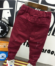 2-7 Years Boys Soft Jeans