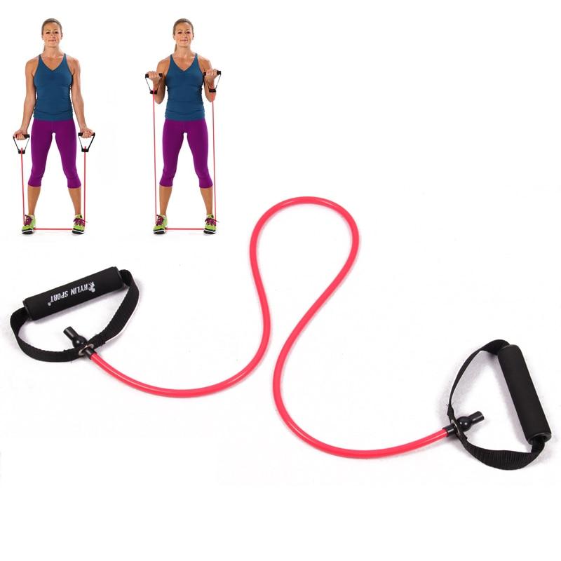 Yoga Widerstand Band Übung Stretch Fitness Tube Gürtel Kabel für Workout Yoga Gürtel für versandkostenfrei Kylin Sport