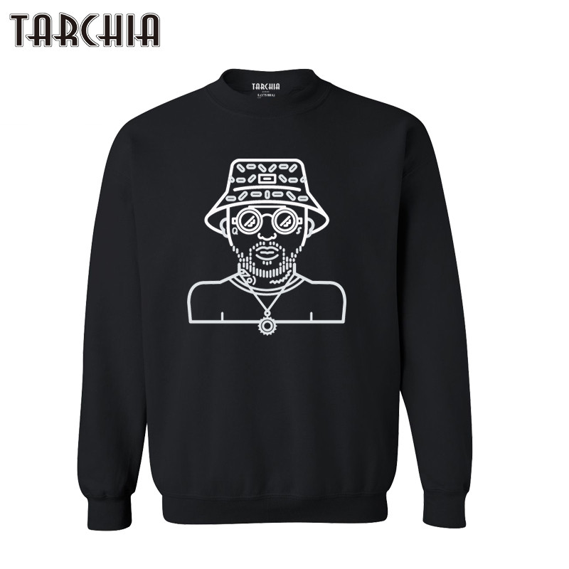 TARCHIA 2019 man hoodies homme Breaking Pirates casual sweatshirt music survetement parental personalized hiphop SchoolboyQ boy
