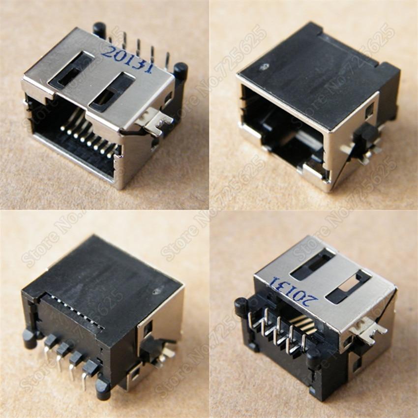 NEW RJ45 Jack Network Port socket for ASUS K73SD K73SJ K73SV UL20FT laptop LAN Jack Socket Connector Network Connector