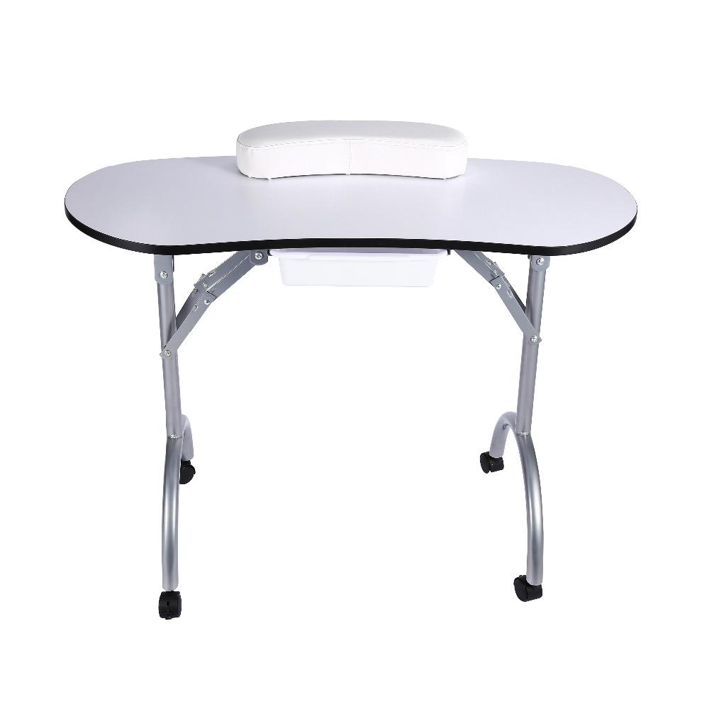 Popular salon nail table buy cheap salon nail table lots for Beauty manicure table