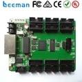 Синхронный RGB из светодиодов дисплей контроллера LINSN RV908 из светодиодов получения совместимость карты sd802, Интегрировать hub75 карты RV952H RV907H
