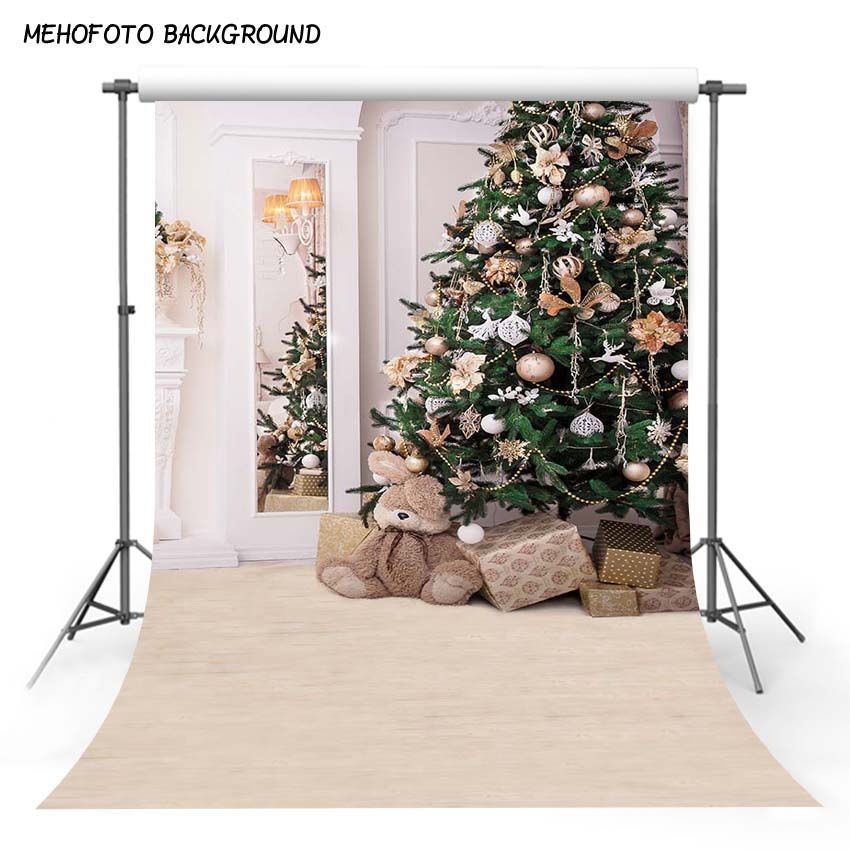 MEHOFOTO Vinyl Cloth Christmas Theme Photography Backdrops for Photo Studio 5x7ft Children Photo Background shanny vinyl custom photography backdrops prop graffiti&wall theme digital printed photo studio background graffiti jty 01 page 1