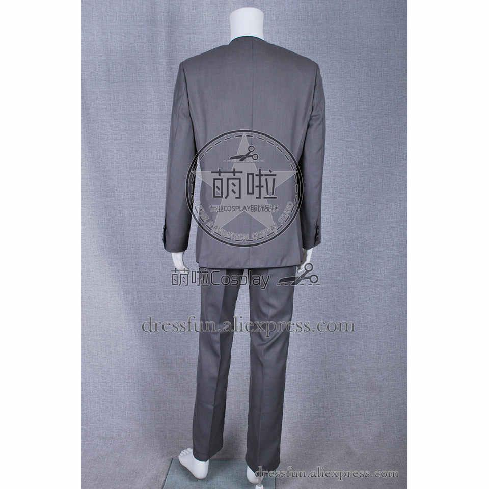 Cosplay The Beatles a principios de los años 1960 disfraz juvenil uniforme trajes estilo abrigo traje chaqueta moda de Halloween fiesta envío rápido