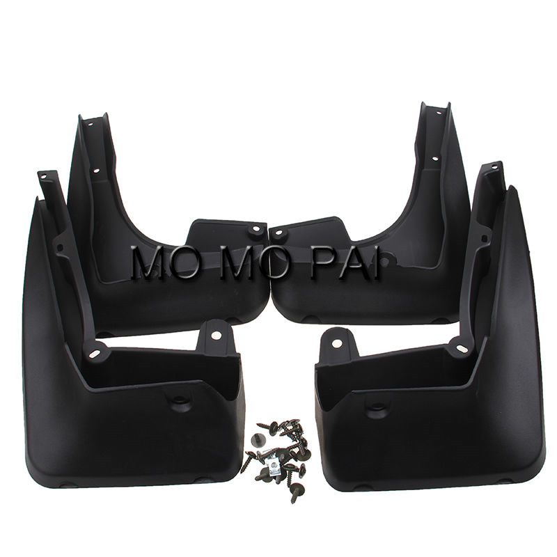 car-styling Mud Flaps Splash Fit for 2004-2011 BMW 1 Series 120i 120d E87 130i 4 Pcs Mudguard MO MO PAI clutch for heidelberg mo