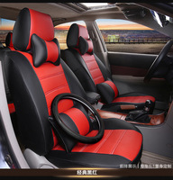 TO YOUR TASTE auto accessories custom leather new car seat covers for LAND ROVER Discovery 3 Discovery 4 Discovery 5 Freeland 2