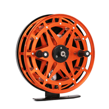 Anmuka 125mm Metal Fly Fishing Reel XT918A Ice Fly Fishing Reel Coil Feeder For Fishing Carp Fishing