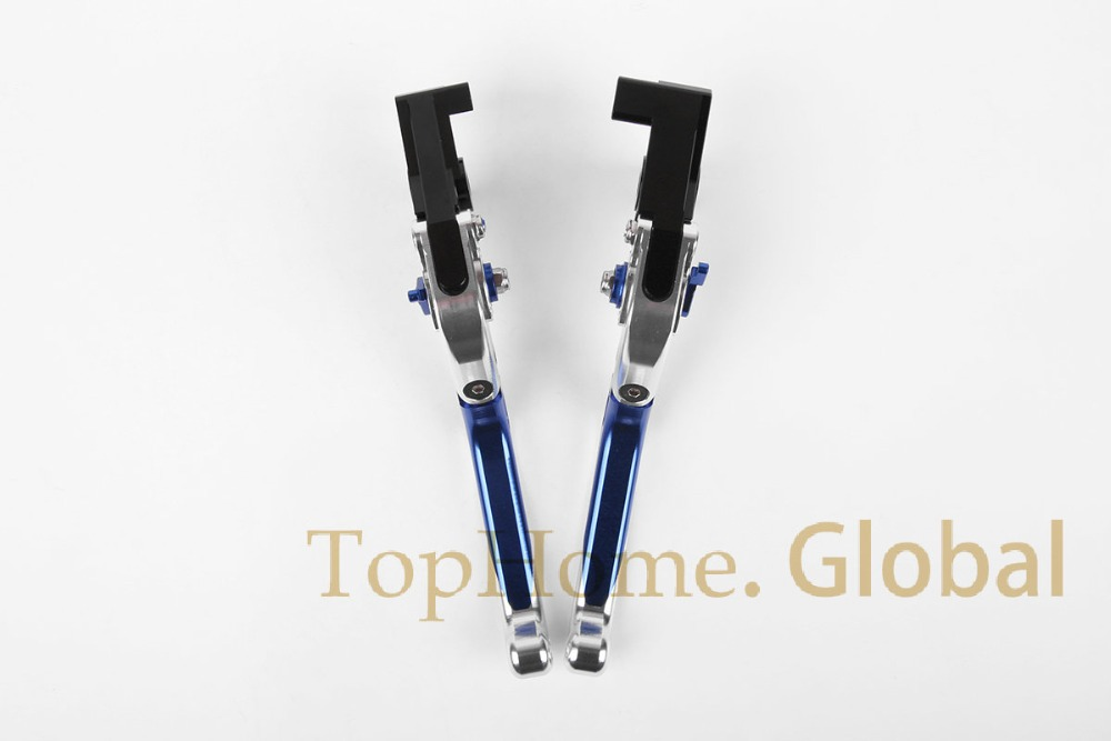Silver&Blue&Silver CNC Extending&Foldable New Brake Clutch Levers For Yamaha FZ16 2012-2013 micromega ia60 silver