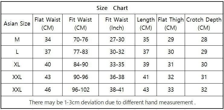 Quick Dry Boardshorts Calções De Surf Homens