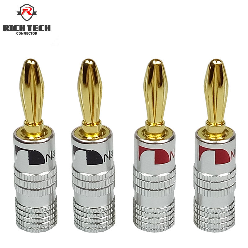 4-pcs-banana-speaker-banana-plugs-conector-4mm-24-k-de-cobre-banhado-a-ouro-4mm-banana-jack-jogo-com-4mm-binding-post