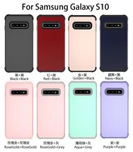 купить Conelz for Samsung Galaxy S10 S10 Plus S10e Heavy Duty Shockproof Hybrid Protective Back Case Cover for Samsung Galaxy S9 Plus по цене 263.33 рублей