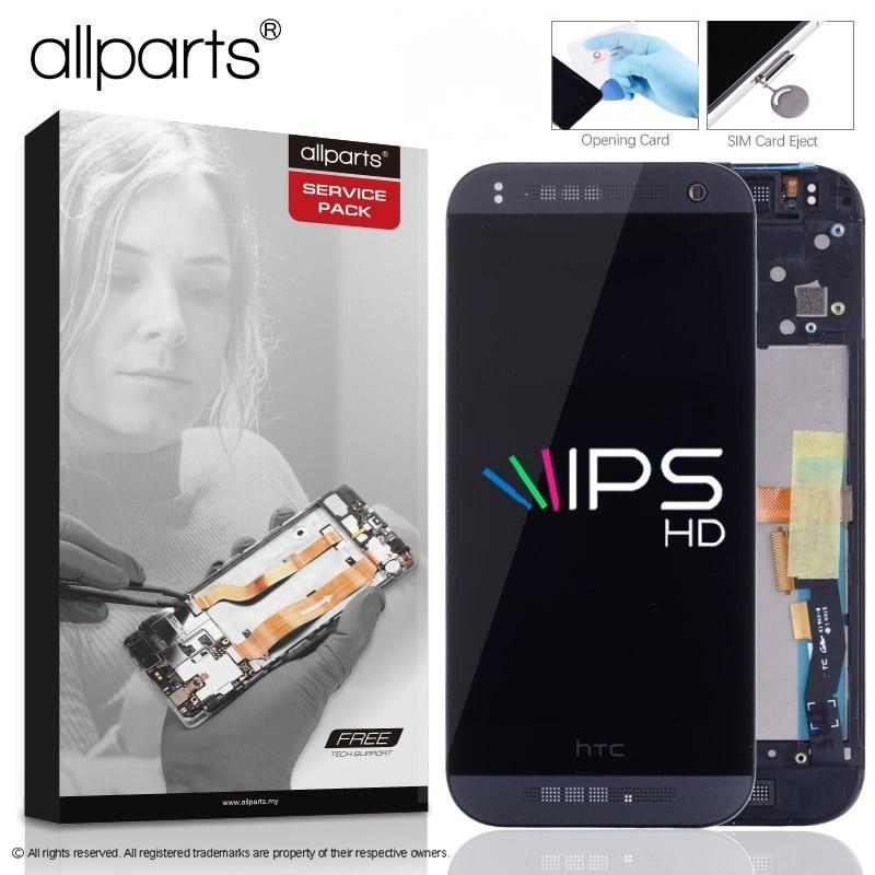 Originale A CRISTALLI LIQUIDI Per HTC One Mini 2 Display Touch Screen Digitizer con Telaio per HTC One Mini 2 LCD M8 mini Display di Ricambio