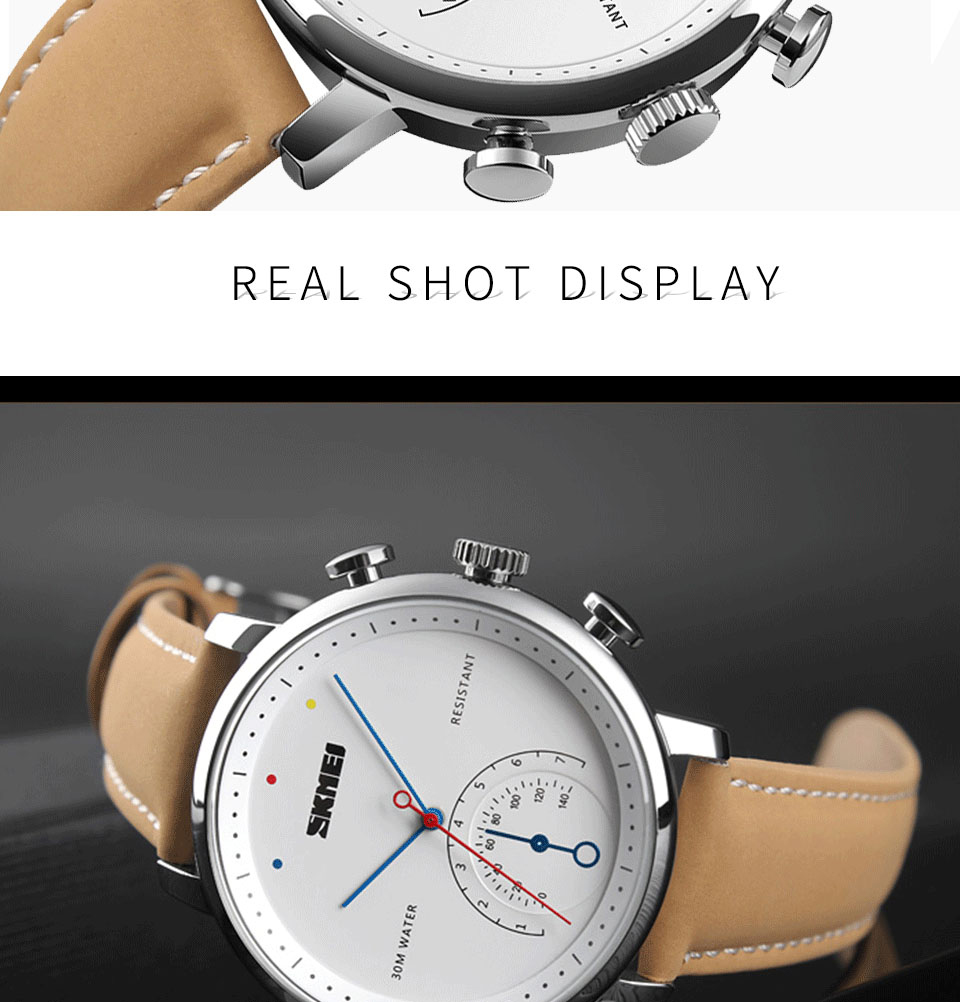 SKMEI 1399 Quartz Watch 4