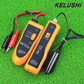 KELUSHI Subterráneo NF-816 Venta Caliente Teléfono RJ11 RJ45 Cat5 Cat6 Ethernet UTP FTP LAN cable de Red Cable Tester Rastreador Buscador