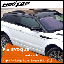 OEM model roof rail/roof rack bar for Range Rover Evoque 2011-2015 year, quality supplier, HITOP 5 years SUV experiences