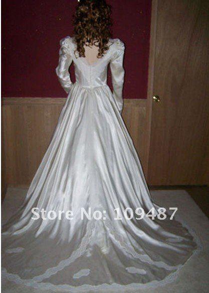 Vestidos de novia 80s