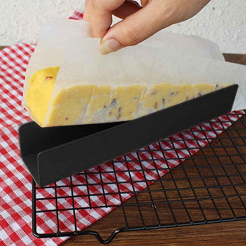 الإبداعية 1 قطعة U-شكل جديد الفرنسية الخبز قالب الكربون الصلب الفرنسية نخب قالب البسكويت المشكل كعكة الخبز أدوات الكوكيز قالب